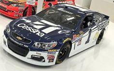Jayski's® NASCAR Silly Season Site - 2016 NASCAR Sprint Cup Series #1 Paint Schemes