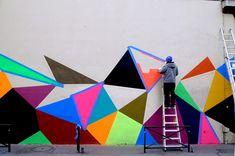 Matt W. Moore, Crystals + Lasers, Paris