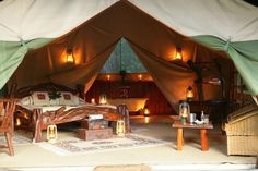 Il Moran camp consists of only 10 tents, each finished to the highest standard with handmade beds and Victorian baths