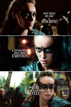 Commander Lexa || The 100 || Alycia Debnam-Carey