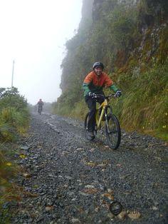 Death Road (La Paz) - Bolivien