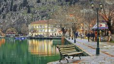 Kastoria, Macedonia: Tranquil charming town of northern Greece Macedonia, Amazing Destinations, Touring, Places To Visit, Journey, San, Explore, City, Travel