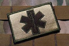Tactical Multicam EMT Paramedic 2x3 Inch Velcro Military Morale Patch Empire Tactical http://www.amazon.com/dp/B00X1IOPKO/ref=cm_sw_r_pi_dp_UjOrvb1XT8QGG