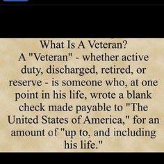 I am proud to be a 3rd generation Air Force Veteran!