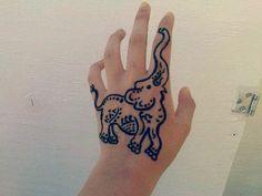 I want this henna tattoo…
