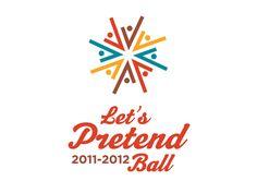 Let's Pretend Ball by McMillian + Furlow , via Behance