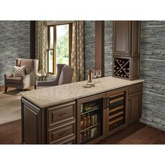 MSI Sierra Blue Ledger Panel 6 in. x 24 in. Natural Quartzite Wall Tile (4 sq. ft. / case)
