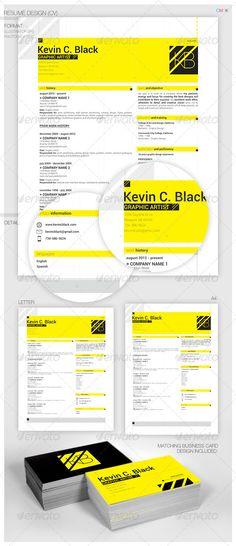 Set Of Modern Resumes Modern resume, Creative resume templates - modern resumes