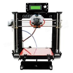 Unassembled DIY Geeetech I3 Pro C Dual Extruder 3D Printer Kit Support 5 Filament Sale-Banggood.com