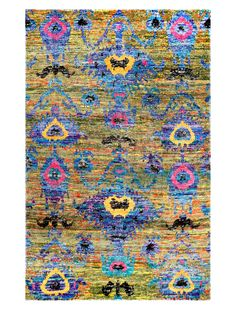 nuLOOM Hand Knotted Lisha Rug at MYHABIT