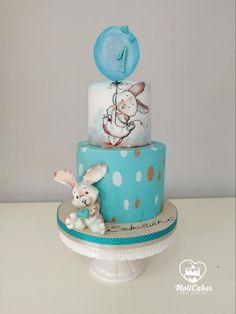for little boy by MOLI Cakes