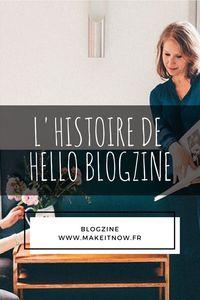 makeitnow.fr - Histoire d'entrepreneur - INTERVIEW HELLO BLOGZINE