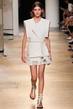 Isabel Marant Spring 2015 Ready-to-Wear #IM #IsabelMarant #SS15 #SHOW
