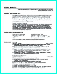 Army Computer Engineer Sample Resume Looking For A Technical Architect In South Milwaukee Wisconsin A .