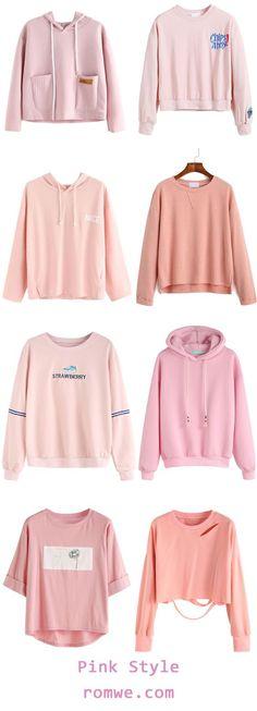 Cute Pink Style - rowme.com