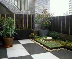 aménagement de terrasse zen
