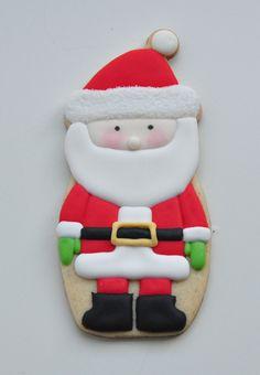 Big santa - Père Noël | Jolies Gourmandises - Flickr - Photo Sharing!