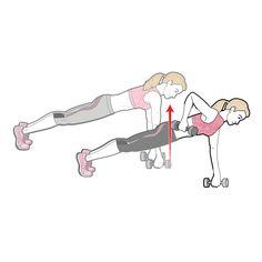 Women's Health Total Body Transformation - Chris Powell Training Plan - Month 6