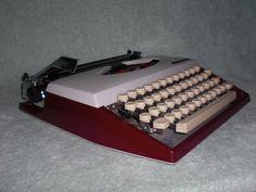 Mechanische Schreibmaschine Triumph Tippa S mechanical typewriter