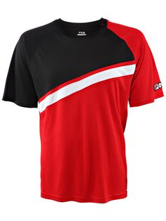 Men's Fall Heritage Crew by Fila Tennis Wear, Tennis Warehouse, Tennis Fashion, Tennis Clothes, Mens Fall, Nike, How To Wear, Tops, Tennis Outlet
