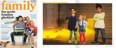 """Das neue """"ELTERN FAMILY""""-Heft ist da Jetzt gibt's das neue ELTERN family Heft am Kiosk!"""