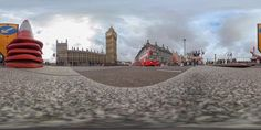View of London from an Ant's POV... How to embrace your curiosity!