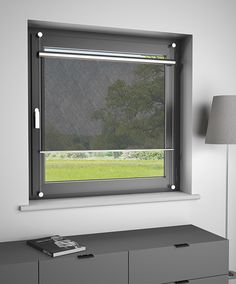 House Blinds, Blinds For Windows, Window Blinds, Rollo Design, Dream Home Design, House Design, Single Storey Extension, Home Curtains, Window Dressings