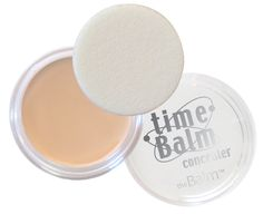 TheBalm TimeBalm Anti-Wrinkle Concealer- You've heard of just about every type of wrinkle reducer, and chances are, you've probably tried them all, too. Well, stop searching and try theBalm Time Balm Anti-Wrinkle Concealer, a beeswax-based concealer that fills in wrinkles and stops new ones from forming. $19.45 on http://www.faceandbodyshoppe.com