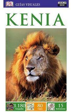 """""""Kenia"""" coordinación editorial, Cristina Gómez de las Cortinas. Numerosas fotografías, ilustraciones y mapas. Guía de campo y fauna salvaje. Safaris, parques nacionales y reservas naturales. Una gran selección de hoteles, restaurantes, tiendas y eventos."""