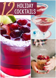 Holiday drinks to make for any party