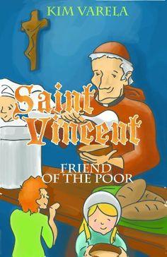 Saint Vincent, Friend of the Poor Saint Vincent, Chapter Books, Priest, Catholic, Kindle, Saints, Childhood, Learning, Small Farm