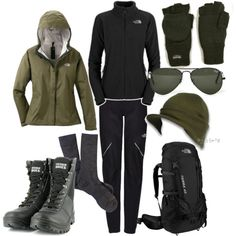 A fashion look from March 2012 featuring The North Face jackets, The North Face activewear jackets and The North Face activewear. Browse and shop related looks.