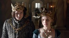 Photo of anne and richard for fans of The White Queen BBC.