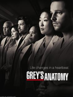 GREY'S ANATOMY: A drama centered on the personal and professional lives of five surgical interns and their supervisors. LAUGHTER & TEARS ALL AROUND; I LOVE THIS SERIES!!!