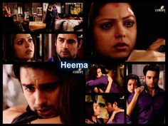 rk and madhu comforting one another