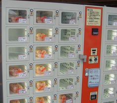 10 strangest things you can buy in Japanese vending machines