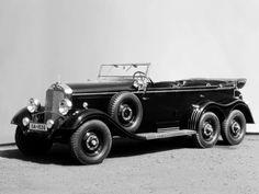 1934–37 Mercedes-Benz G4 (W31)
