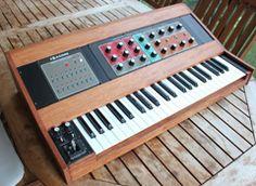 Test du Cavagnolo Exagone XM64 #synth #cavagnolo #electro #music
