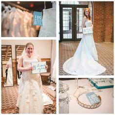 Brides at Whimsical Occasions Bridal Show. Photo: Beth Joy Photography
