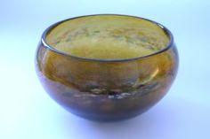 Thea Figeé - Sepia - B x L: 29,50 x 20,50 - glaskunst, szklo artystyczne, glassart