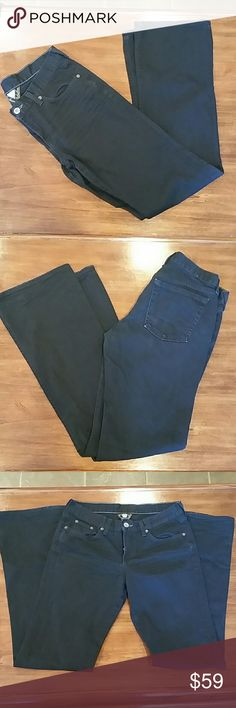 Lucky Sweet N Low black jeans Lucky Sweet and low black jeans.  In excellent condition.  Zipper works.  No rips holes or stains Lucky Brand Jeans