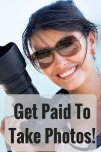 Find out how you can get paid up to $125 per photo...easy!