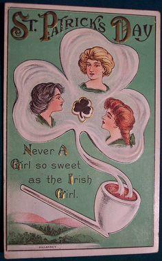 Vintage St. Patrick's Day