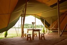 Two Giant Tipis linked together with our Extension Kit - perfect for small parties of up to 120 seated guests and 150 standing. For more information visit our website: Tipi Wedding, Extensions, Parties, Kit, Website, Outdoor Decor, Home Decor, Teepees, Fiestas