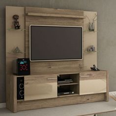Home Theater Space 5PT Nature & Nude