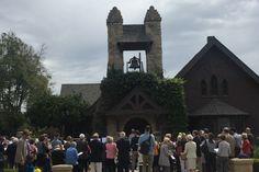 All Saints Bell Tower Down for Repairs - Santa Barbara News - Edhat