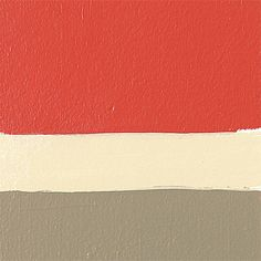 Orange-kissed red paints are the newest way to show off your wild side. Here's one inspired by San Francisco's Golden Gate Bridge. Exterior Paint Colors For House, Paint Colors For Home, House Colors, Paint Colours, Colour Pallette, Colour Schemes, House Paint Color Combination, Greige Paint, Bright Paintings