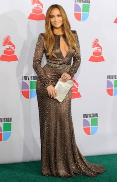 Jennifer Lopez - The 11th Annual Latin GRAMMY Awards - Arrivals