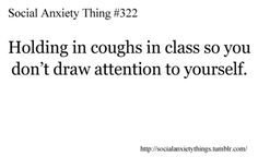 Yessss i thought I was the only one I accidentally choked myself once from holding in a cough haha