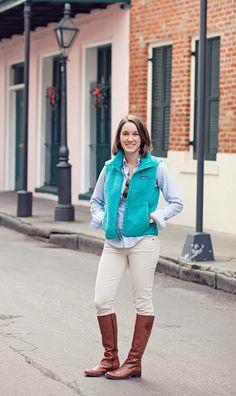 patagonia vest color